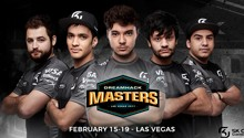 DreamHack Masters Las Vegas 2017: Groups and Schedule