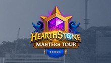 AKAWonder at Hearthstone Masters Tour Seoul