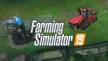 Announcing SK Gaming Farming Simulator!
