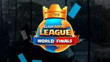SK at Clash Royale League World Finals