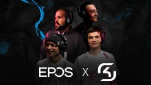 SK Gaming Extends Partnership with EPOS