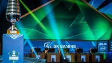 SK over Virtus to ESL One grand final