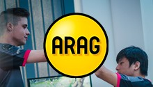 Welcome ARAG to the SK Gaming Family