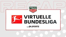 Virtual Bundesliga Club Championship reaches Halftime