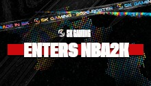 SK Gaming Enters NBA2K