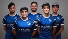SK Gaming to meet Liquid in the major final
