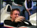 SK.Jay having fun in the BMW F1 Racing Cockpit