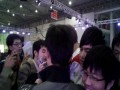 AGAiN please fans after WCG victory