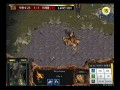 WCG Korean Finals Luxury vs Jaedong GameIII
