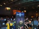 the section of the event where people can test out starcraft 2