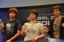 Top 3 at IEM GamesCom 2011
