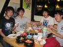 Korean bbq again :D (PuMa, MC, Killer, Reis)