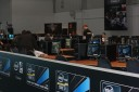 The IEM tournament area