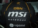 fnatic dsn's shirt