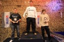 LFS podium (1st: SK|Jay, 2nd: SK|b0nd, 3rd: HFD|t3ddy)