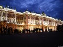 Saint-Petersburg in the night