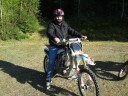 Me on a Honda CRF 450