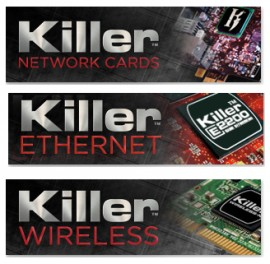 SK Gaming   Content: New Killer Wi-Fi Module and Ethernet