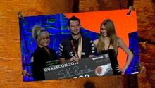 Throwback Thursday: rapha's double gold at Quakecon 2013