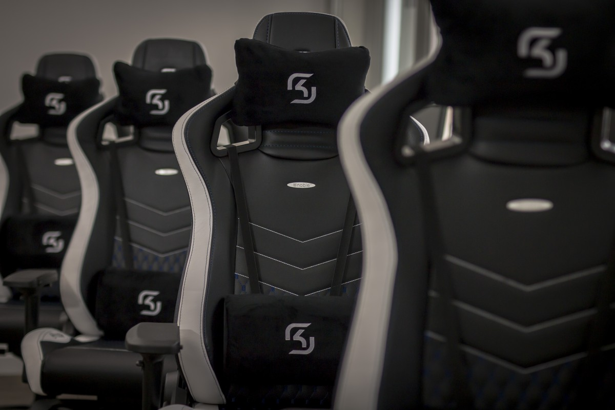 Sk gaming chair