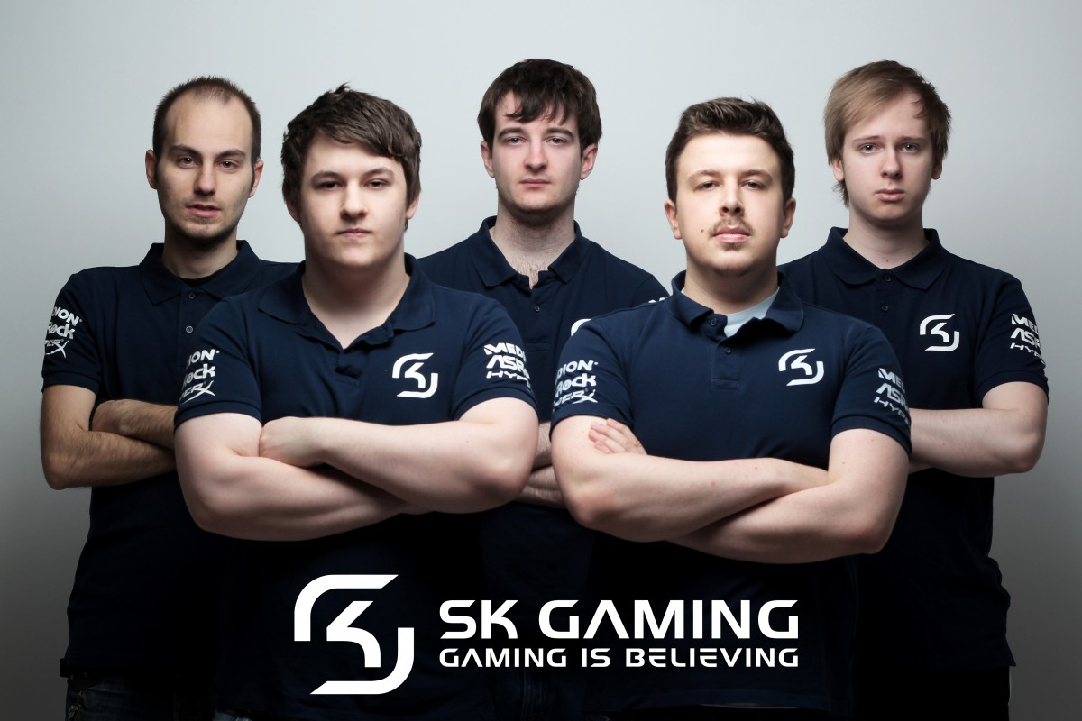 Sk Gaming League Of Legends