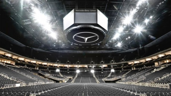 Sk gaming content 2015 world championship venue preview for Capacity of mercedes benz stadium
