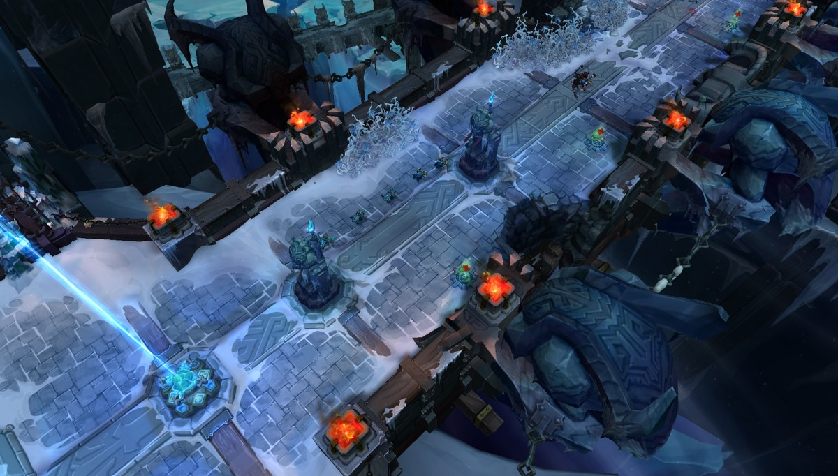 SK Gaming | Content: ARAM map overhaul hits the PBE