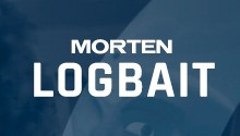 Morten Pushing Ladder with Logbait