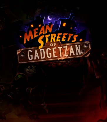 Stroll through the Mean Streets of Gadgetzan