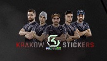 PGL Major Krakow 2017: Stickers Locked and Loaded!