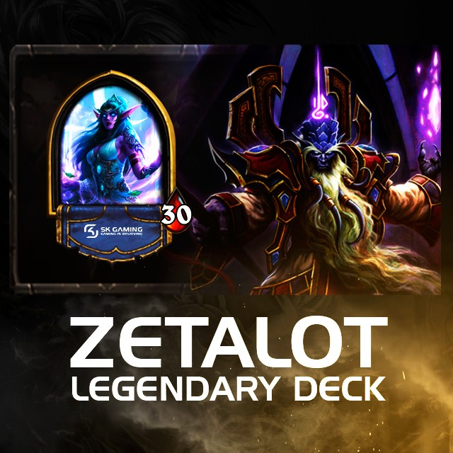 Journey to Legend with Zetalot's Reno Dragon Priest