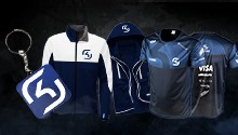 Blue Jersey and New Products Available in the SK Shop