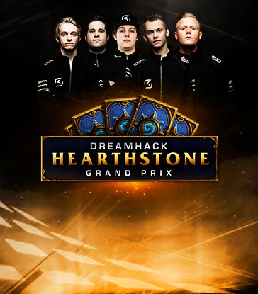 SK Hearthstone at DreamHack Winter