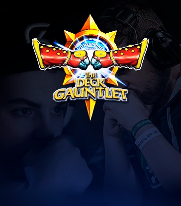 AKAWonder and Powder in Deck Gauntlet 4