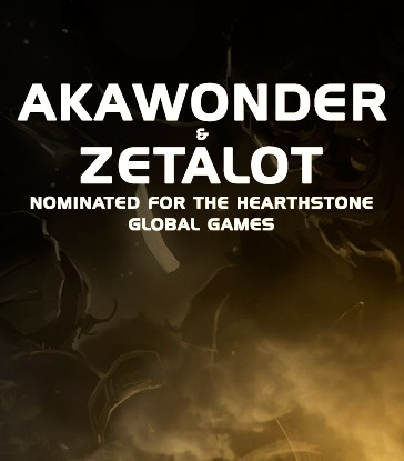 AKAWonder and Zetalot with HGG Nominations