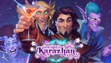 One Night in Karazhan is live!