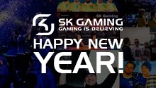 Happy New Year from SK Gaming!