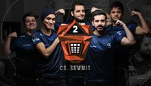 SK Gaming finishes 3rd at cs_summit 2