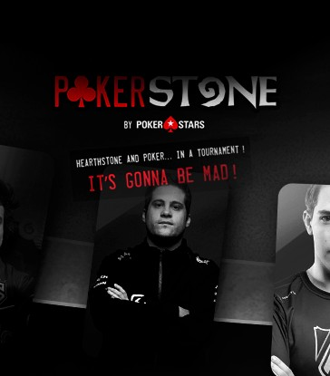 AKAWonder invited to PokerStone