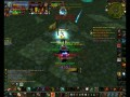 Arena 2v2 Fury Warrior Combat rogue vs Frost mage Disc Priest