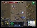 Bisu's dragoon micro vs. Flash